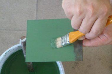 Hướng dẫn sử dụng sơn chịu nhiệt BKV theo phương pháp quét